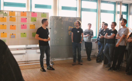 Open Space bei Agile Augsburg